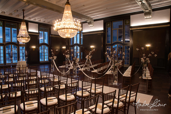 CHI Chic Weddings & Events - Chicago Athletic Association Wedding