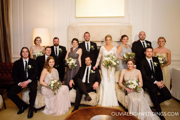 CHI Chic Weddings & Events - The Geraghty Wedding Photographed by Olivia Leigh Photographie