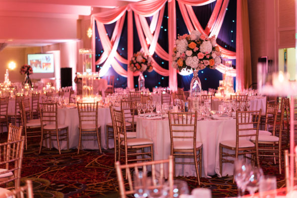 CHI Chic Weddings & Events - Lincolnshire Marriott Resort Wedding - Rush Photography & Video Productions
