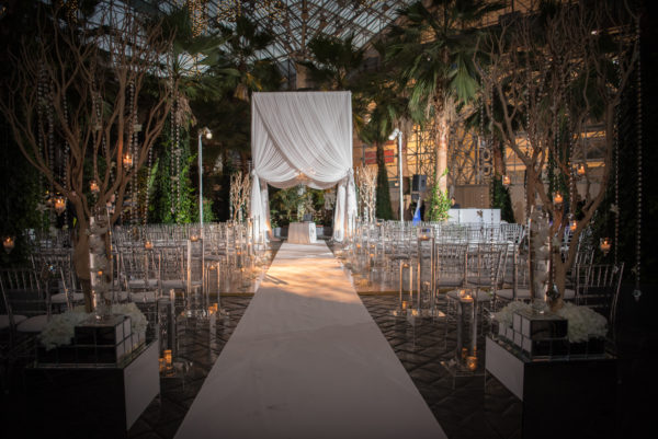 CHI Chic Weddings & Events - Crystal Gardens Navy Pier Wedding - Photography by Maha Studios