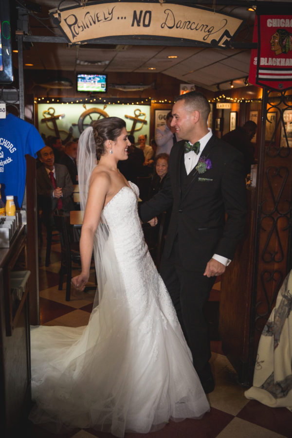 CHI Chic Weddings & Events - St. Michael in Old Town Wedding - The Geraghty Wedding - Photography by Brian Carey & James Gustin - fig weddings