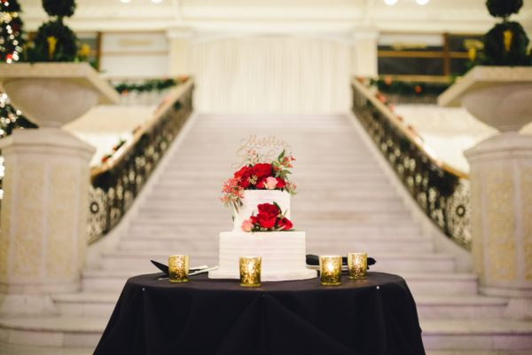 CHI Chic Weddings & Events - Holy Family Catholic Church - Rookery Building Wedding - Photography by Z+V Photography