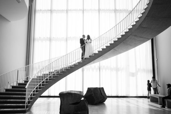 CHI Chic Weddings & Events - Art Institute of Chicago Wedding - Photography by Elena Bazini Photography