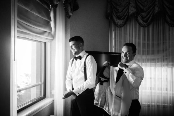 CHI Chic Weddings & Events - Drake Hotel Wedding - Photography by Elena Bazini Photography